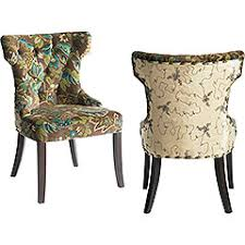 Pier One Parsons Chair Covers by Pier One Has Some Amazing Peacock Inspired Furniture And