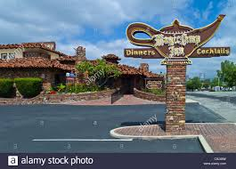 Magic Lamp Restaurant Rancho Cucamonga California by U S A California Rancho Culamonga The Magic Lamp Restaurant On