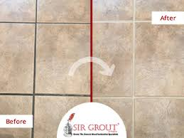 sir grout your local tile and grout cleaning experts