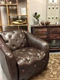 This Leather Accent Chair Can Meld Seamlessly With So Many Styles