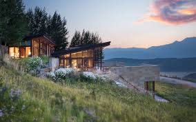 100 House In Nature Homes In Harmony With Nature Luxury Living Christies