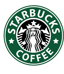 I Created The Starbucks Logo Used Pen Tool Rotate Text And Many Others This Project Took Me 1 Day Had To Restart 3 Times Because