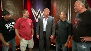 Wwe Curtain Call 1996 by Triple H Had Fans Who Filmed The Curtain Call Arrested As A Prank