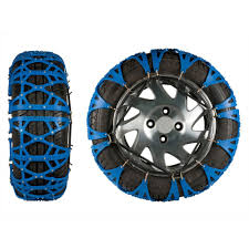 TPU Snow Chains - Model KR100 - 14 To 19 Wheels - SCR WHL0022 ...