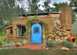 Pictures Of Adobe Houses by A Tiny Adobe In Montecito More Houses For Sale Hooked On Houses