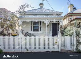100 Melbourne Victorian Houses Typical Era Independent Residential House Stock