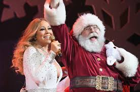 Nbc Christmas Tree Lighting 2014 Mariah Carey by Mariah Carey U0027s New York U0027all I Want For Christmas Is You