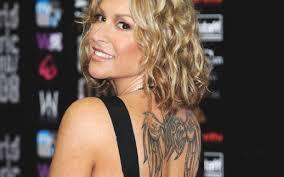 Anastacia Best Celebrity Tattoos