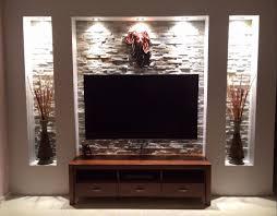 wohnzimmer tv wand ideen luxus tv wall sala de estar