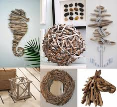 Driftwood Christmas Trees by Pinspirational Projects Driftwood Christmas Tree