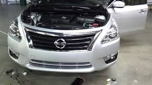 installing an hid kit on a 2013 nissan altima