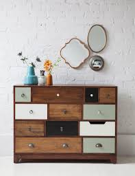 Simms Modern Shoe Cabinet Assorted Colors by Shoreditch Chest Cherry Finish Drawers And Cherries