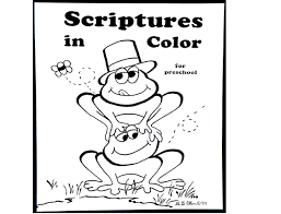 God Made The Animals Coloring Pages Free Printable