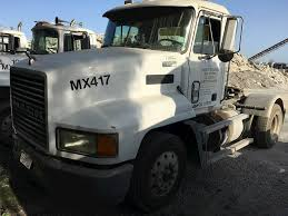 100 Day Cab Trucks For Sale 1997 Mack CH612 SA Truck 1668953 Miles