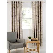 Thermal Lined Curtains Australia by Eyelet Curtains In A Modern Contemporary Style Spotlight
