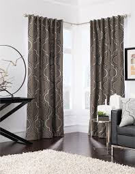Moroccan Tile Curtain Panels by 53 Best Bay Window Images On Pinterest 108 Inch Curtains