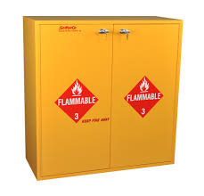 Flammable Liquid Storage Cabinet Requirements by Sc7131 54 Gallon Flammables Cabinet Scimatco