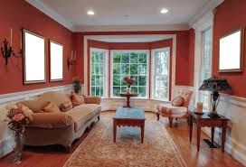 Living Room With Fireplace And Bay Window by Bay Window Ideas For Living Room Tribal Soft Carpet And Square