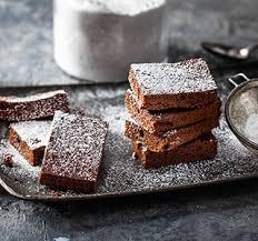 brownies mit drei zutaten