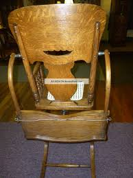 Birds Eye Maple Antique Rocking Chair Rocker Cane Seat ...