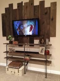 Wood Shelves Diy by Diy Iron Pipe U0026 Wood Shelf Hometalk