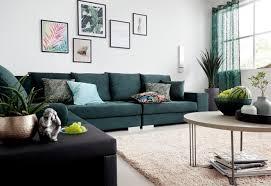wohnzimmer grün wirkung tipps zur einrichtung baur