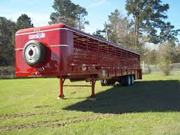 100 Neckover Truck Beds Ground Load Trailers