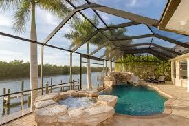 villa cape coral 12473 mega luxus komplett neu