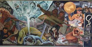 pan american unity mural diego rivera at city college of san