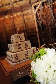 Rustic Grooms Cake 8 Tn