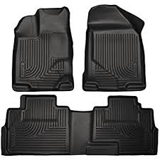 Quadratec Floor Mats Vs Weathertech by Amazon Com Mopar 82213860 Jeep Wrangler Unlimited 4 Door Black