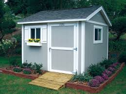 Storage Sheds The Perfect Solution To Little Storage