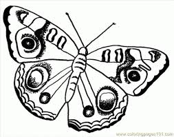 Butterfly Coloring Pages Printable Simonschoolblog Inside Intended To Inspire In Page