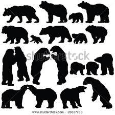 Bear Cub Clipart Mama 3