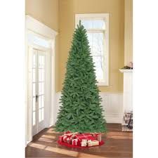 White Christmas Tree Skirt Walmart by Christmas Christmas Tall Skinny Treealmartwalmart Lights