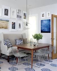 a sophisticated breakfast nook küchen sofa wohnung sofa