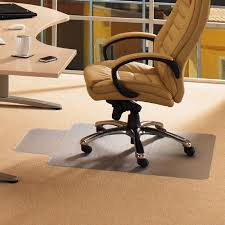 Hard Surface Office Chair Mat by Floortex Cleartex Advantagemat 36 X 48 Chair Mat For Low Pile