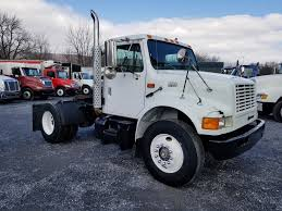 Used 1996 INTERNATIONAL 4900 Single Axle Daycab For Sale | #552713