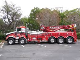 Kauff's Transportation Systems - West Palm Beach FL, Kenworth T800 ...