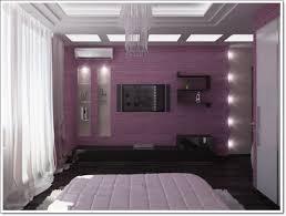 Bedroom Ideas With Alluring Purple