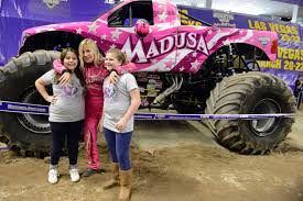 Monster Jam Pit Party - Connecticut Post Rival Monster Truck Brushless Team Associated The Women Of Jam In 2016 Youtube Madusa Monster Truck Driver Who Is Stopping Sexism Its Americas Youngest Pro Female Driver Ridiculous Actionpacked Returns To Vancouver This March Hope Jawdropping Stunts At Principality Stadium Cardiff For Nicole Johnson Scbydoos No Mystery Win A Fourpack Tickets Denver Macaroni Kid About Living The Dream Racing World Finals Xvii Young Guns Shootout Whos Driving That Wonder Woman Meet Jams Collete