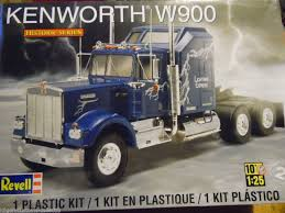 RMX 1:25 Revell Kenworth W900 Truck Model Car Kit Historic Series ... Airfix Plastic Kits Military Vehicles New Modellers Shop Vintage 1970s Amt Chevy Bison 125 Scale Semi Truck Tractor Cab The Modelling News Inboxed 135th Scale M911 Chet M747 Rare Amt Peterbilt Wrecker Model Kit T533 Rc 114 Kiwimill Tyrone Malones Papa 932 Models Cheap Trucks Find Ho Railroading In The Uk Revell Gmc Astro Rmx Kenworth W900 Car Historic Series Bruckners Bruckner Sales Mack Dm600 Round2 Pin By Randy Cobb On Kitssemi Trucks Pinterest