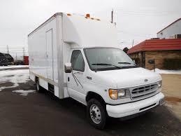 100 Ford Box Truck 2000 E450 Powerstroke 73 L Automatic For Sale