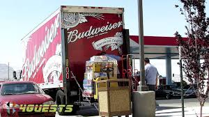 100 Delivery Truck Driver Jobs Budweiser AnheuserBusch Beer YouTube