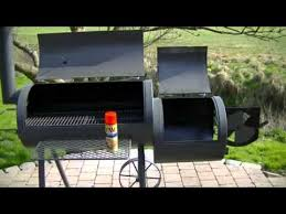 comment bien faire un barbecue préparer un barbecue smoker seasoning