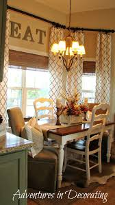 Kitchen Curtain Ideas With Blinds by Best 25 3 Window Curtains Ideas On Pinterest Diy Curtains