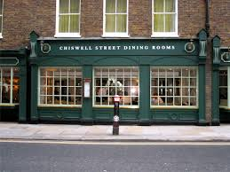 Chiswell Street Dining Rooms Barbican