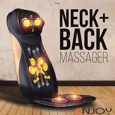 Massage Pads For Chairs Australia by Electric Massage Chairs Ebay