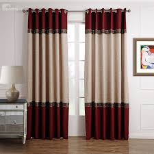 Decorative Traverse Curtain Rods by Selling Fantastic Joint Color Decorative Border Design Custom