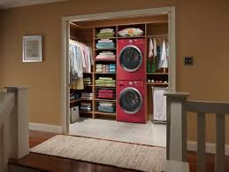 laundry room cool laundry closet organization awesome